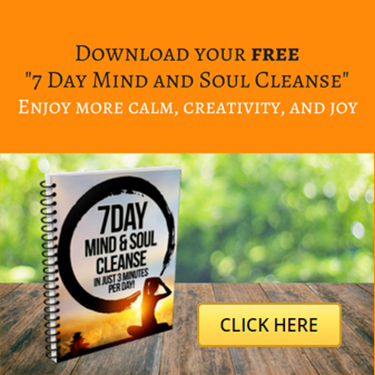 7 day FREE Mind & Soul Cleanse