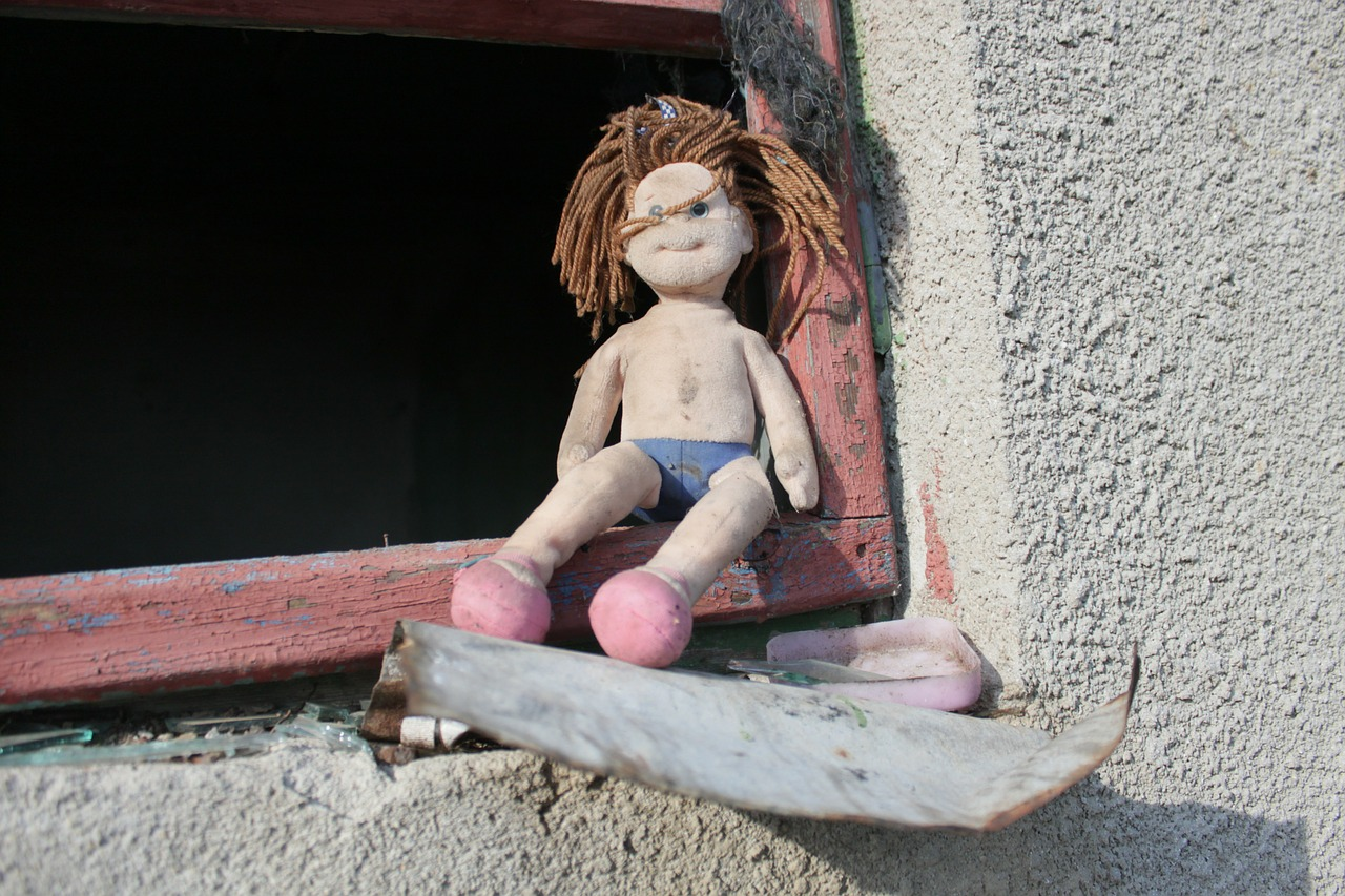Neglected Doll